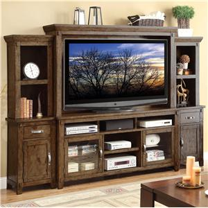Vendor 1356 Restoration Wall Unit with Two Piers
