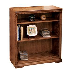 Legends Furniture Scottsdale Bookcase with 2 adj. Shelves