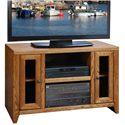 """Legends Furniture City Loft 42"""" TV Cart - Item Number: CL1226.GDO"""