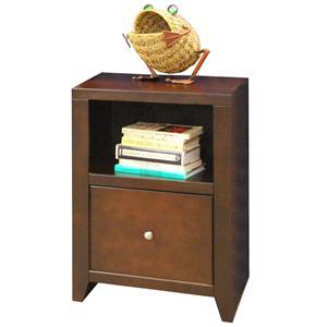 Legends Furniture Urban Loft One Drawer File