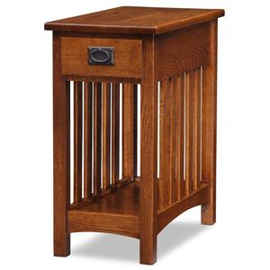 Leick Furniture Mission Impeccable Side Table