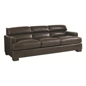 Lexington Carrera Toscana Leather Sofa