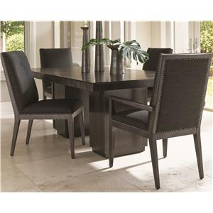 Lexington Carrera Modena 5 Pc Dining Set
