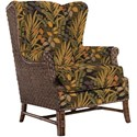 Customizable Sanctuary Wing Chair