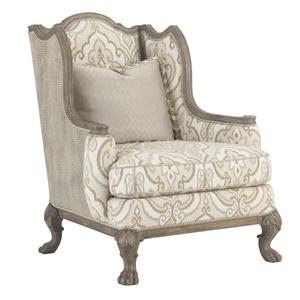 Lexington Lexington Leather Gustave Chair