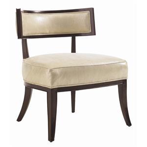 Lexington Lexington Leather Byblos Armless Chair