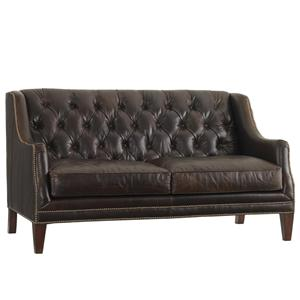 Lexington Lexington Leather Sloane Settee