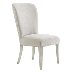 Lexington Oyster Bay BAXTER UPHOLSTERED SIDE CHAIR