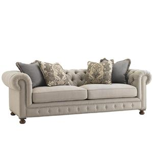 Lexington Quick Ship Upholstery Quick Ship Belfort Sofa