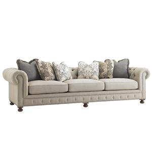 Lexington Quick Ship Upholstery Quick Ship Belfort Extended Sofa