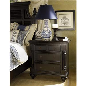 Tommy Bahama Home Kingstown Stony Point Night Stand