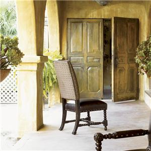 Tommy Bahama Home Kingstown Edwards Side Chair