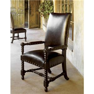 Tommy Bahama Home Kingstown Edwards Arm Chair