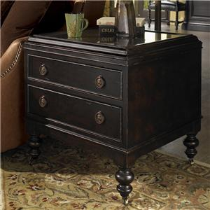 Tommy Bahama Home Kingstown Nelson End Table