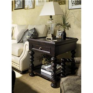 Tommy Bahama Home Kingstown Explorer End Table