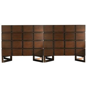 Lexington 11 South Double Cassina Hall Chest Unit