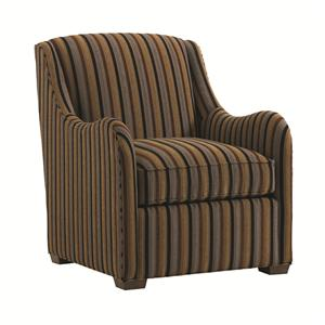 Lexington 11 South Fiona Lounge Chair  with Tight Back