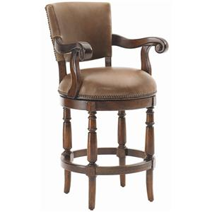 Lexington Fieldale Lodge Pinnacle Counter Stool