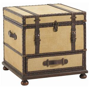 Lexington Fieldale Lodge Gunnison Trunk Table