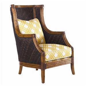 Tommy Bahama Home Island Estate Rum Beach Chair