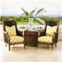 Tommy Bahama Home Island Estate Rum Beach Chair Hudson S