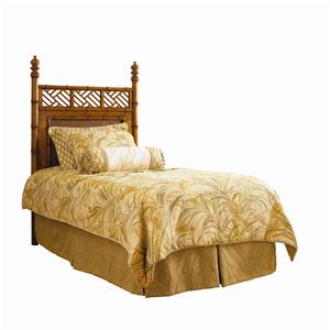 Tommy Bahama Home Island Estate Twin West Indies Headboard
