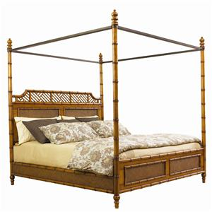 Tommy Bahama Home Island Estate Queen West Indies Bed
