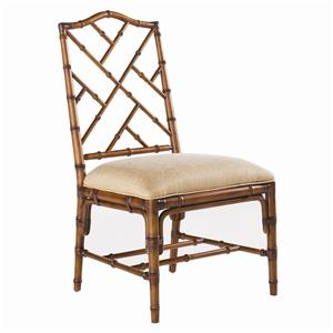 Tommy Bahama Home Island Estate <b>Customizable</b> Ceylon Side Chair