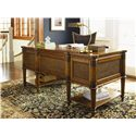 Tommy Bahama Home Island Estate Fraser Island Desk with File Drawer