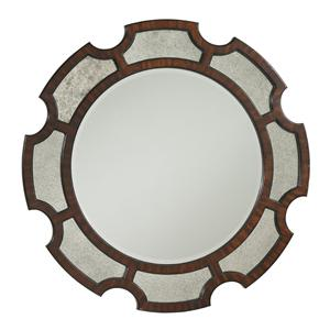Lexington Kensington Place Del Mar Round Mirror
