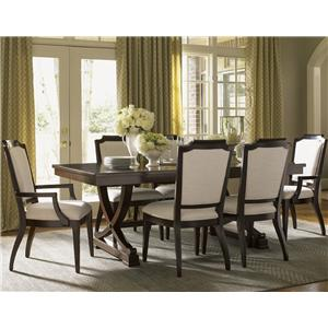 Lexington Kensington Place 7 Pc Dining Set