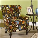 Lexington Lexington Upholstery Tremont Tufted Back Arm Chair