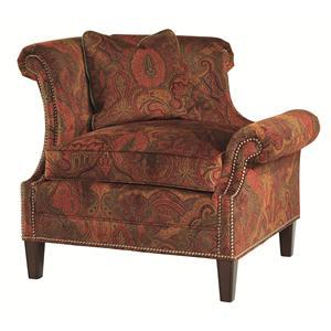 Lexington Lexington Upholstery Braddock Laf Upholstered Chair