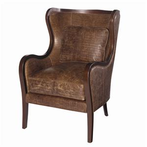 Lexington Lexington Leather Dakota Chair