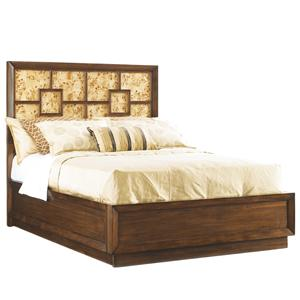 Lexington Mirage Queen Harlow Panel Bed