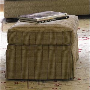 Lexington Personal Design Series <b>Customizable</b> Overland Ottoman