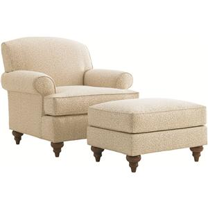 Lexington Quail Hollow Montgomery Chair & Ottoman