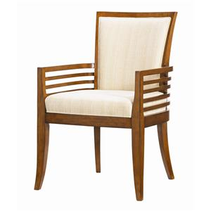 Tommy Bahama Home Ocean Club <b>Customizable</b> Kowloon Arm Chair