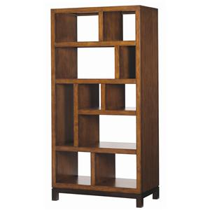 Tommy Bahama Home Ocean Club Tradewinds Bookcase/Etegere