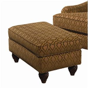 Tommy Bahama Home Island Estate Regatta Ottoman