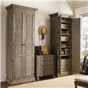Lexington Twilight Bay Hartley Cabinet - Shown as a Pair with the Brandon Chest