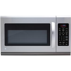 LG Appliances Microwaves 2.0 Cu. Ft. Over-the-Range Microwave