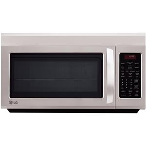 LG Appliances Microwaves 1.8 Cu. Ft. Over-the-Range Microwave