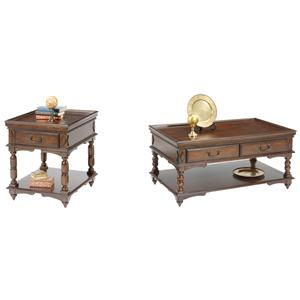 Liberty Furniture 495 Occasional 3 Piece Occasional Tables