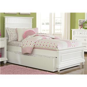 Vendor 5349 Kaleidoscope Twin Panel Bed