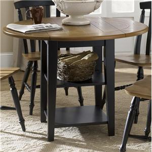 Vendor 5349 Al Fresco II Drop-Leaf Dining Table