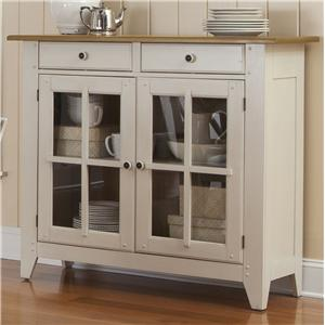 Buffet-Style Dining Server