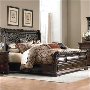 Liberty Furniture Arbor Place Queen Sleigh Bed