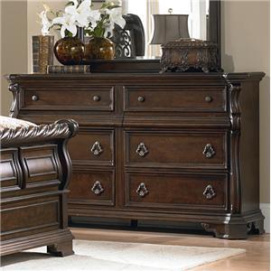 Vendor 5349 Arbor Place 8 Drawer Double Dresser