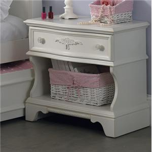 Vendor 5349 Arielle Youth Bedroom Night Stand
